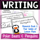 Let&#039;s Learn About Polar Bears and Penguins {Common Core Aligned}