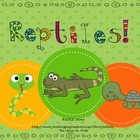 Let&#039;s Learn About Reptiles!  {A Mini Unit}