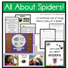 Let&#039;s Learn All About Spiders