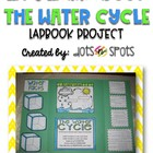 Let&#039;s Learn about the Water Cycle: Lapbook Project