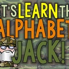 Let's Learn the Alphabet, Jack!