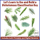 Let's Learn to Use and Build a Dichotomous Classification Key!