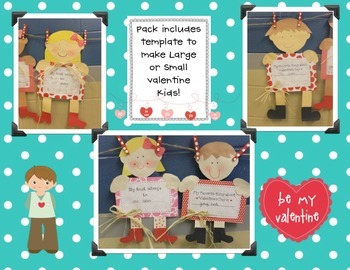 Let's Make a Valentine Friend!