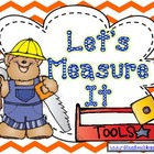 Let&#039;s Measure It - A Kindergarten Measurement Unit