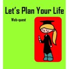 Let&#039;s Plan Your Life!  A webquest to help students pay the