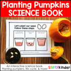 Let's Plant Pumpkins - Interactive Learning Journal {Simpl