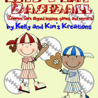 Let's Play Baseball! {Common Core aligned lessons, games,
