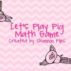 Let's Play Pig Math Game