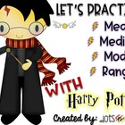 Let&#039;s Practice Mean, Median, Mode, and Range (with Harry Potter)