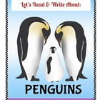 Let&#039;s Read &amp; Write About Penguins