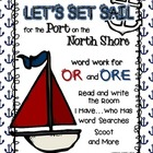 Let's Set Sail for the Port on the North Shore: Word Word