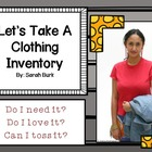 Let&#039;s Take A Clothing Inventory - Personal &amp; Family Development