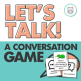 Let's Talk! Conversation Game
