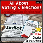 Let&#039;s Vote: 2012 Election&#039;s Packet