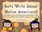 Let's Write About Native Americans! A Thanksgiving Writing Unit