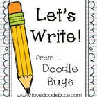 Let's Write  - Handwriting Practice Book