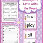 Let&#039;s Write the Room!