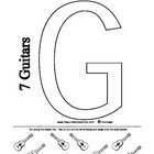 Letter G - BASIC Alphabet Curriculum for Preschool and Kin