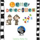 Letter Detectives