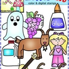 Letter Gg Phonics Clip Art for Teachers