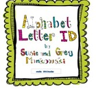Letter Identification Practice Sheets