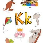 Letter K Activity Packet