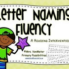 Letter Naming Fluency (Reading Intervention)