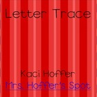 Letter Pages {Trace and Find}