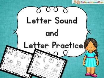 Letter Practice and Letter Sound