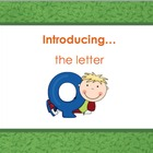 Letter Qq - Alphabet Lesson – Power Point – Interactive –