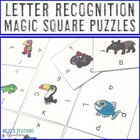 Letter Recognition Magic Squares