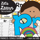 Phonics Letter Sound Rr Phonics Resource Packet