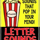 Letter Sounds Popcorn