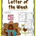 Letter T {Letter of the Week}