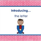 Letter Vv - Alphabet Lesson – Power Point – Interactive –