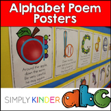 Letter Writing Poems Bundle - Lower Case {Simply Kinder}
