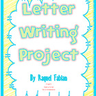 Letter Writing Project (Common Core - Writing: W.2.3)