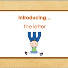 Letter Ww - Alphabet Lesson – Power Point – Interactive –