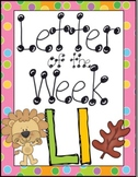 Letter of the Week: Ll