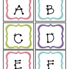 Leveled Book Basket Labels