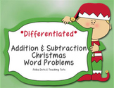 Differentiated Christmas Math