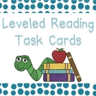 Leveled Reading Task Cards
