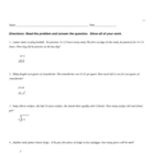 Leveled Story Problems - Grade 4 Worksheets