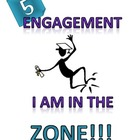 Levels of Engagement Poster Set