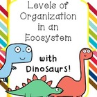 Levels of Organization in an Ecosystem: Anchor Charts and