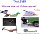 Lever (Simple Machines) - Lesson Presentation, Activities,