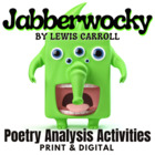 "Lewis Carroll's ""Jabberwocky"" Activity Pack"