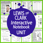 Lewis and Clark Expedition - Common Core Lesson
