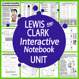 Lewis and Clark Expedition Mini Unit-Interactive Notebook