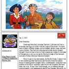 Lewis and Clark Expedition Postcard Lesson